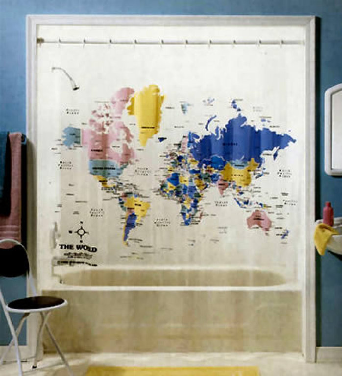 Cortina De Baño Funny World:Geographie Online Lernen Und üben Pictures to pin on Pinterest