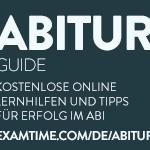 Abitur Guide