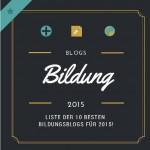 Bildungsblogs