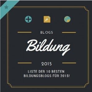 Top Bildungsblogs 2015