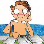 Lernen im Urlaub